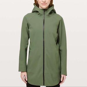 Lululemon Glyde Along Softshell Jacket